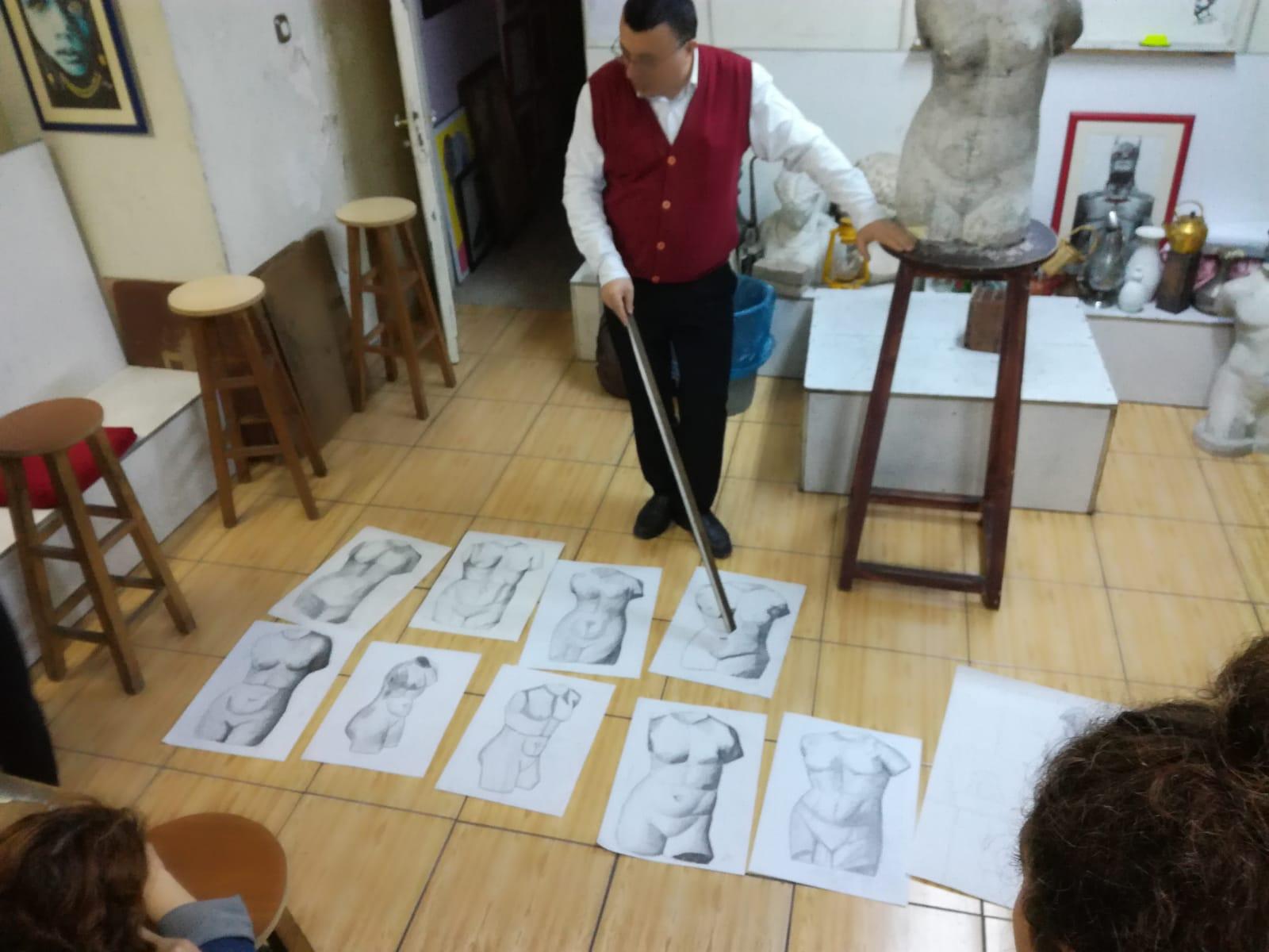 Ücretsiz Resim Kursları Ankara