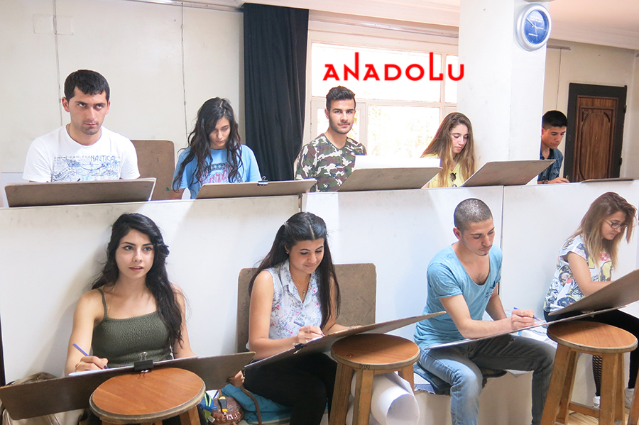 Ankarada Desen Atölyesi