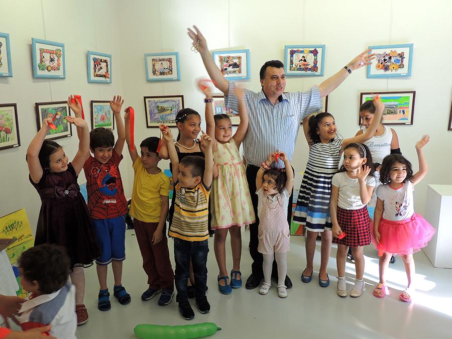 Çocuk Sergileri Ankara