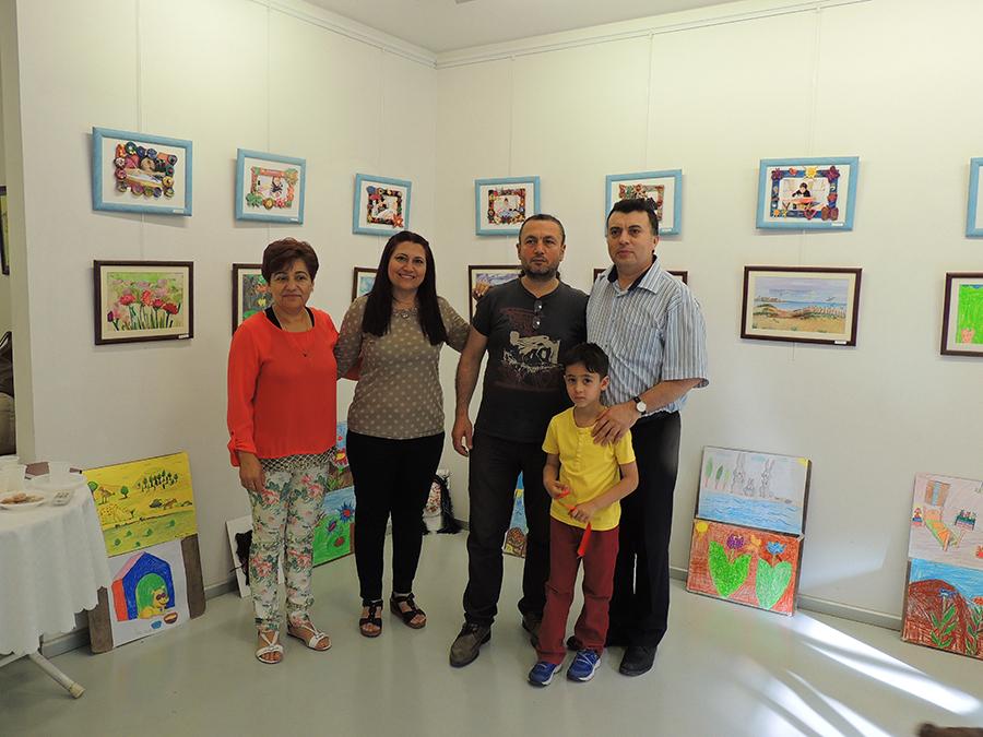 Ankarada Çocuk Sergileri