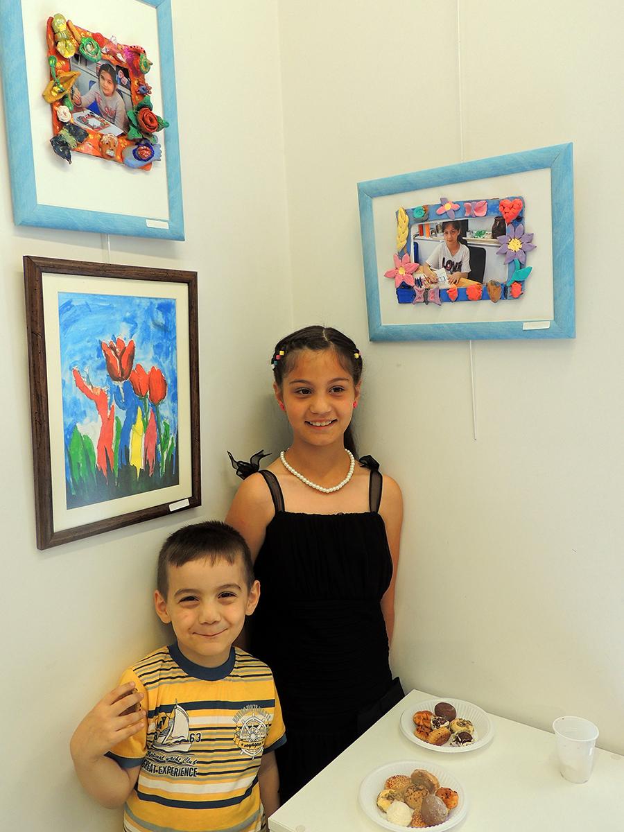 Çocuk Resim Sergisi Ankara