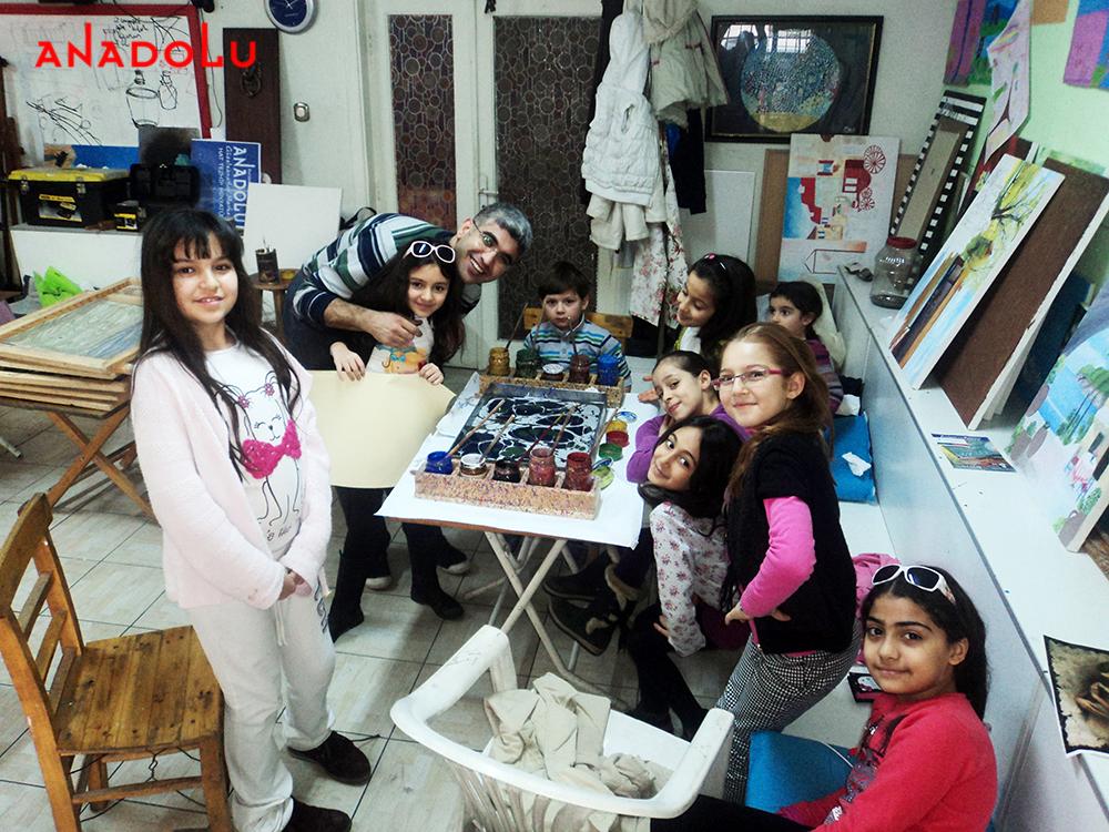 Ankarada Çizim Dersleri Eğitimleri