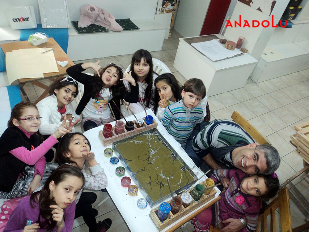 Çocuklar İçin Sanat Eğitimi Ankara