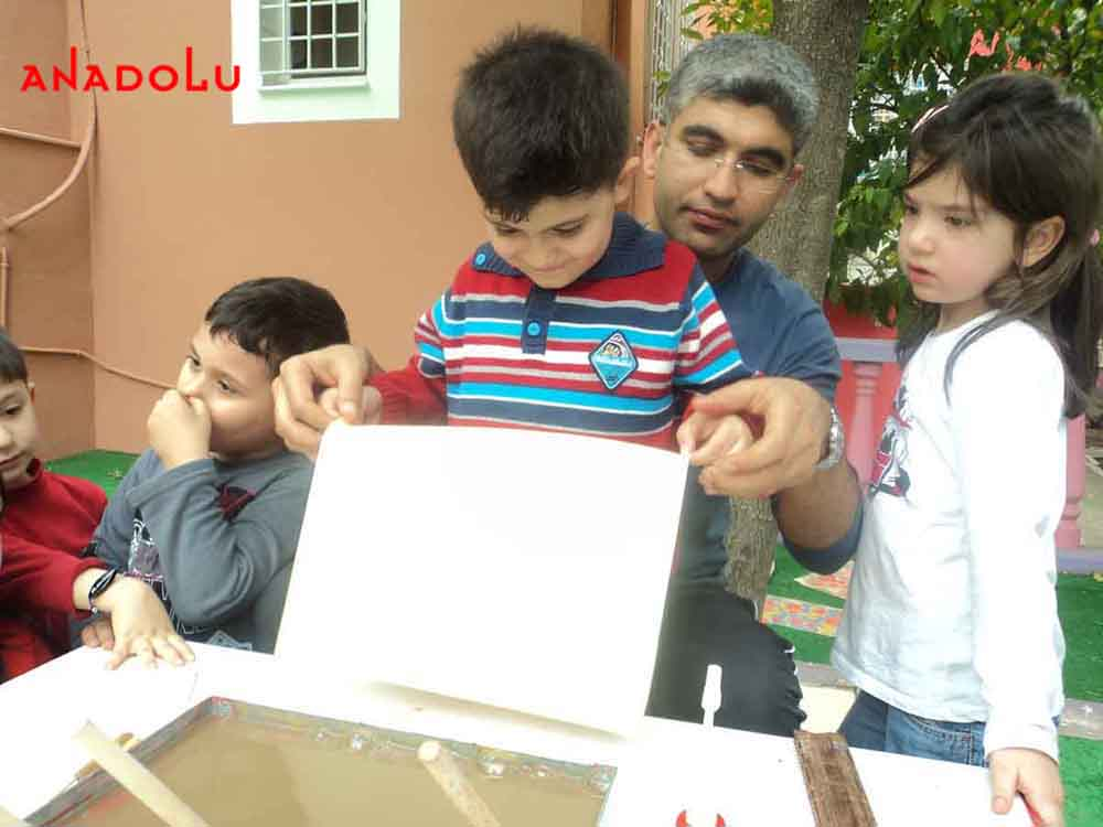 Çocuklar İçin Ebru Çalışması Nasıl Olmalı Ankara