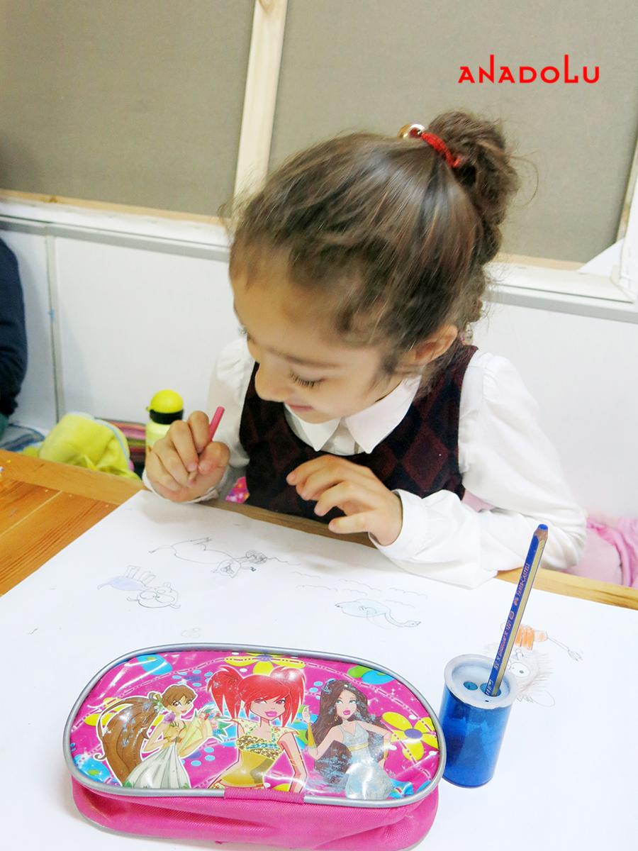 Ankarada Çocuklara Yönelik Çizim Kursları