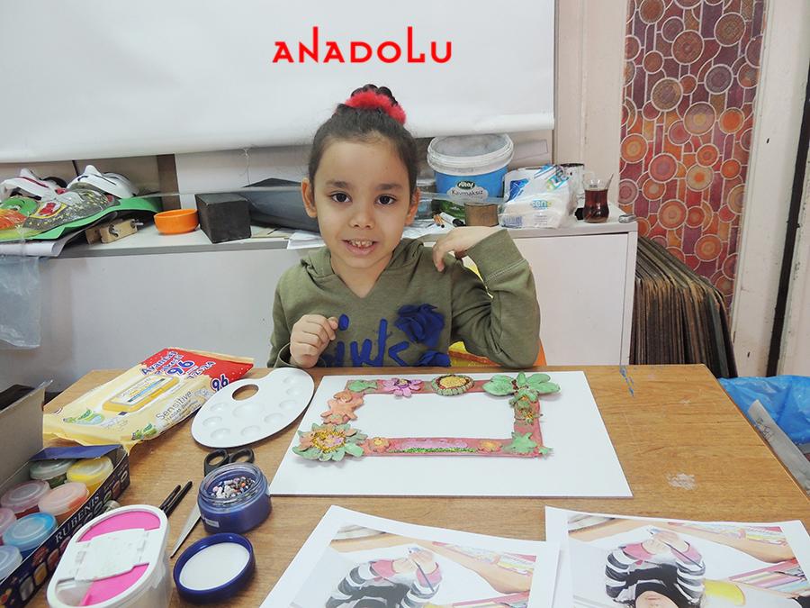 Çocuklarla Resim Yapmak Ankara