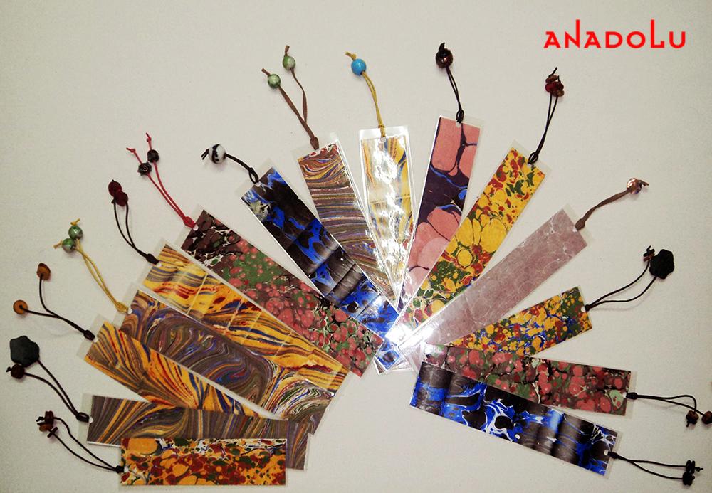 Ebru Kitap Ayıraç Örnekleri Ankara
