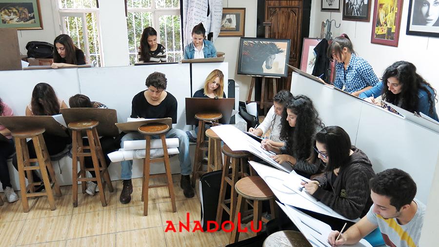 GSF Hazırlık Sınıfları Ankara
