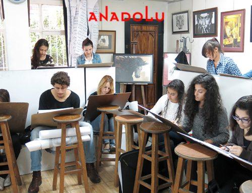 Ankaradaki Eğitim Sınavında kiler