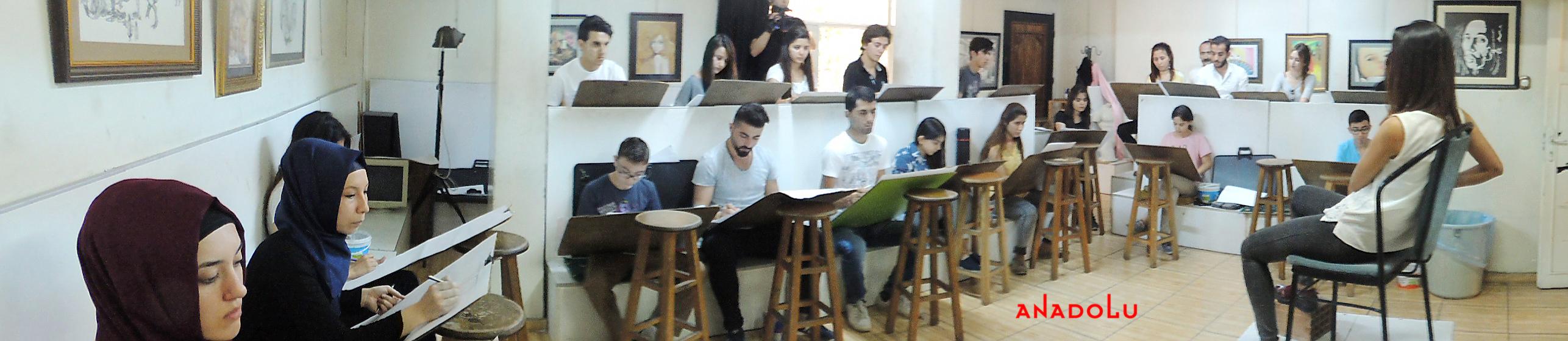 Güzel Sanatlara Fakülteleri Hazırlık Sınıfları Ankara