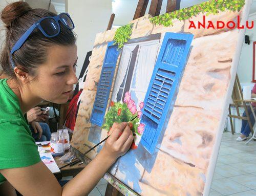 Ankaradaki Çok Güzel Real Hobi Sergisi