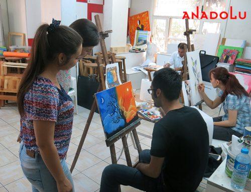 Ankaradaki Özel Çizim Okulları Sanat Eğitimleri