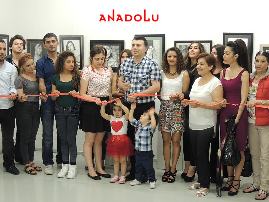 Anadolu Güzel Sanat Karakalem Çizim Dersleri Ankara