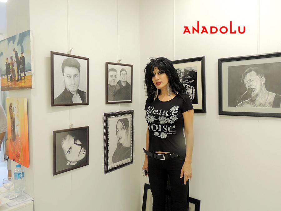 Ankarada Resim Galerileri Anadolu Sanat