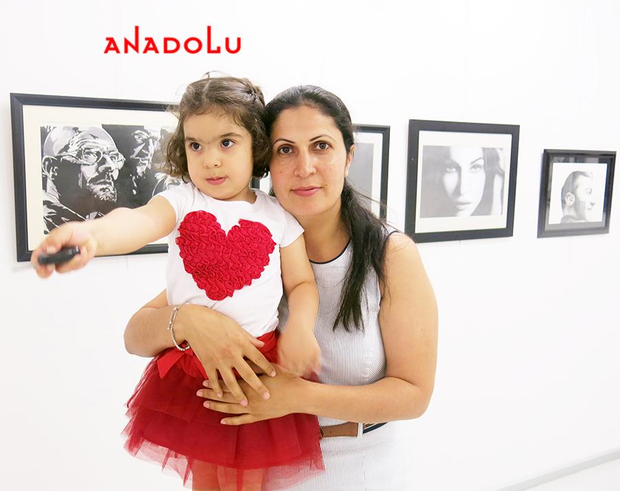 Ankarada Karakalem Resim Sergi Düzenleyenler