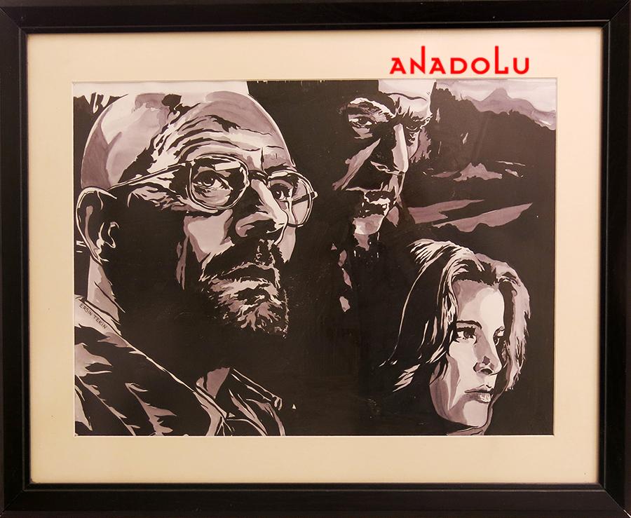 Çok Başarılı Portre Örnekleri Ankara