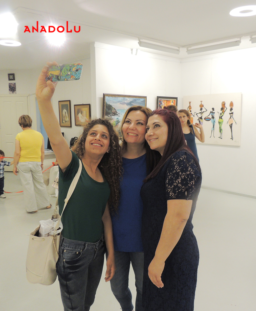 Anadolu Sanat Atölyesi Resim Sergileri Ankara