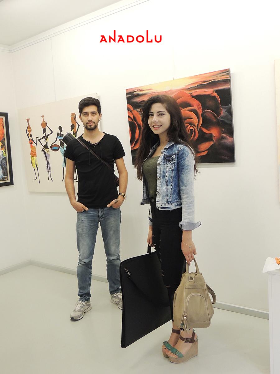 Hobi Sanat Çizim Sergisi Ankara