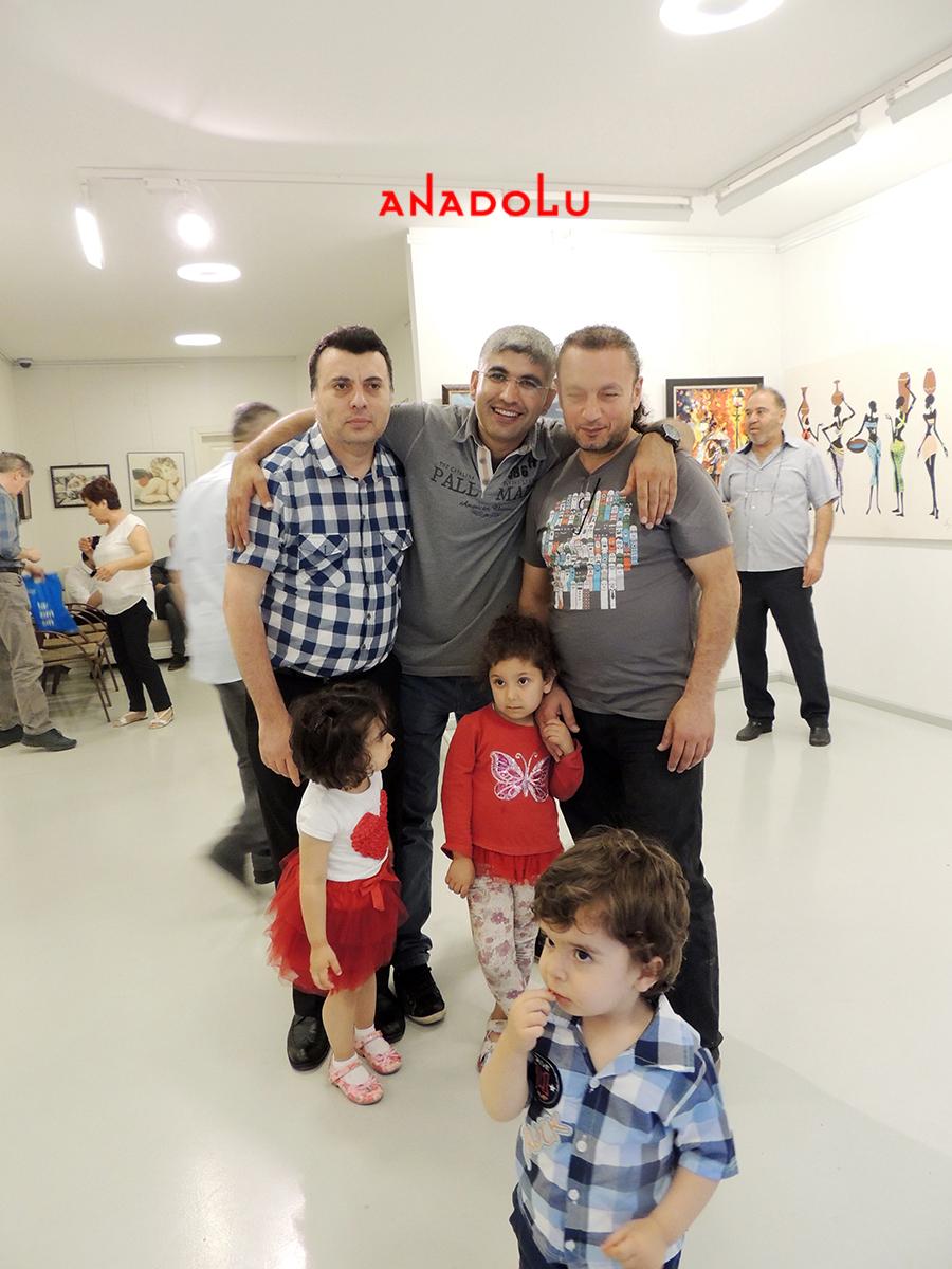 Hobi Kursunda Yağlı Boya Sergileri Ankara