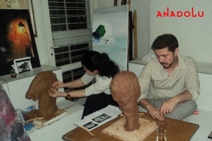 Özel Heykel Eğitimi Ankara