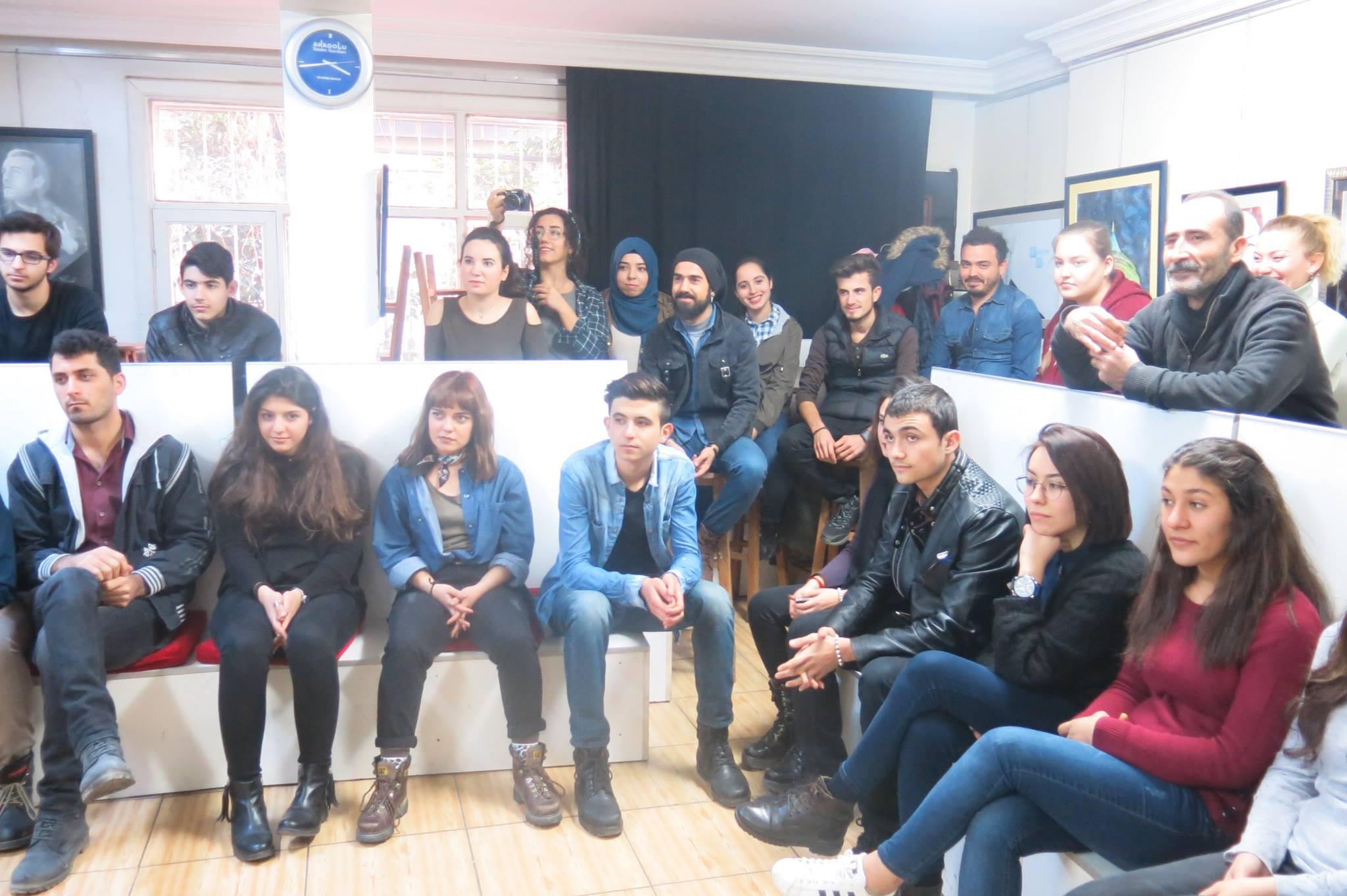 Ankarada Anadolu Sanatta Tanıştırma Kaynaştırma Etkinliği