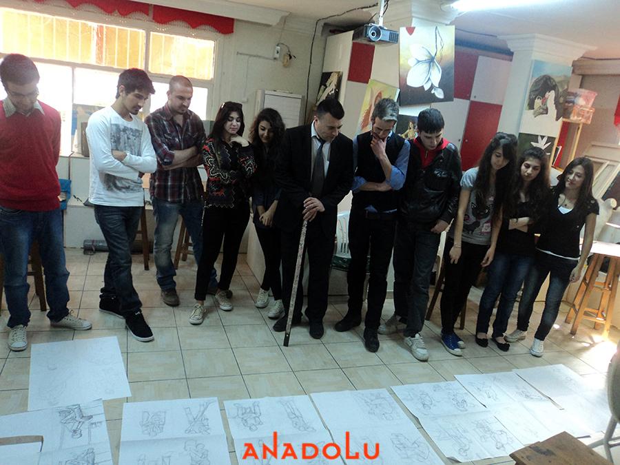 Sanat Eğitimi Ankara