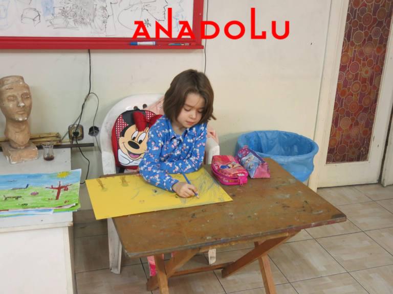 Ankarada Çocuklar İçin Sanat Eğitimleri