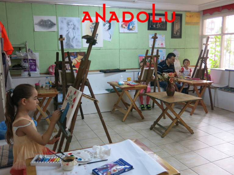 Ankarada Çocuk İçin Sanat Eğitimleri