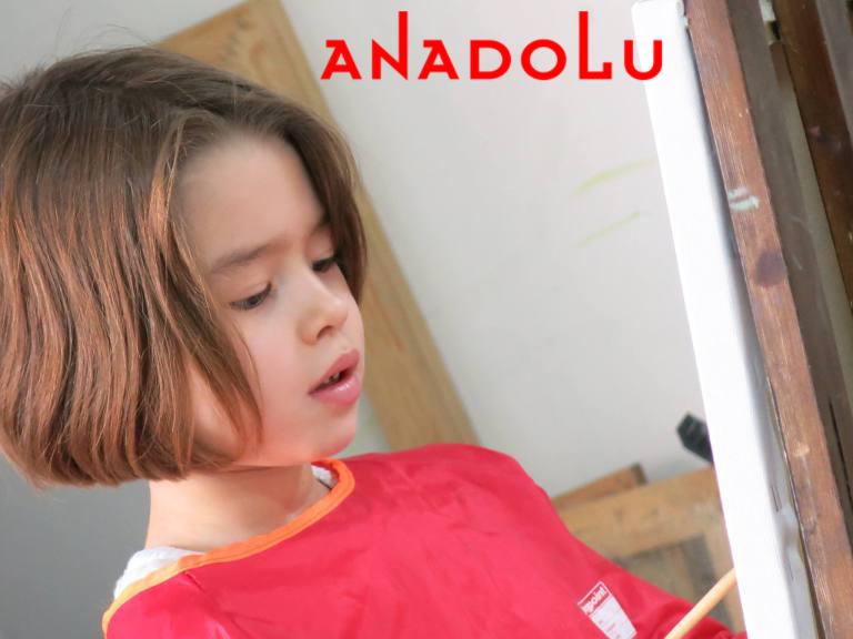 Ankarada Çocuk İçin Sanat Kursları