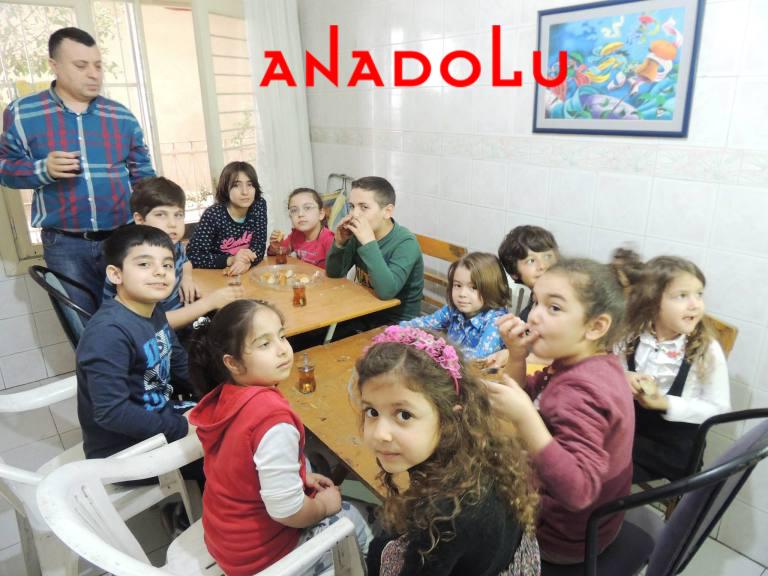 Çocuklarla Bilim Sanat Etkinlikleri Ankara