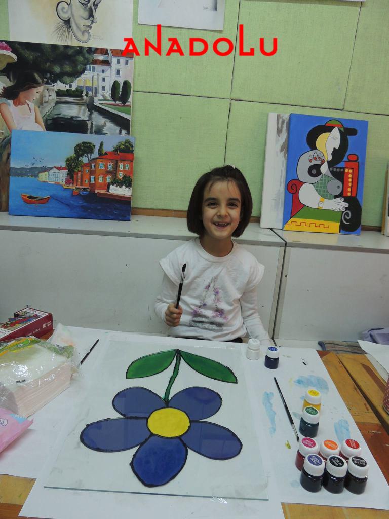 Çocuklara Yönelik Vitray Boyama Kursları Ankara