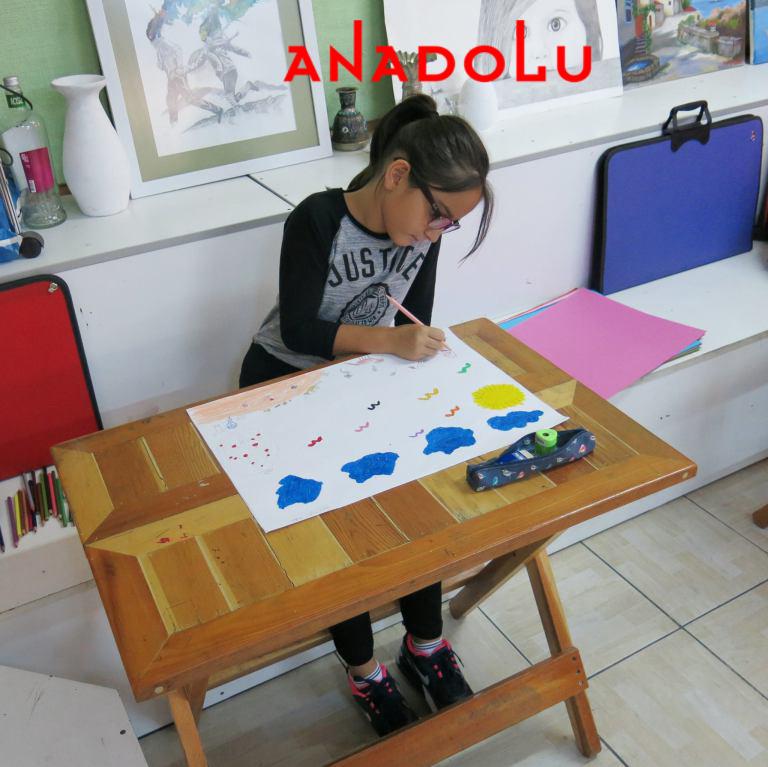 İzmir'de Çocuklara Yönelik Özel Resim Eğitimleri