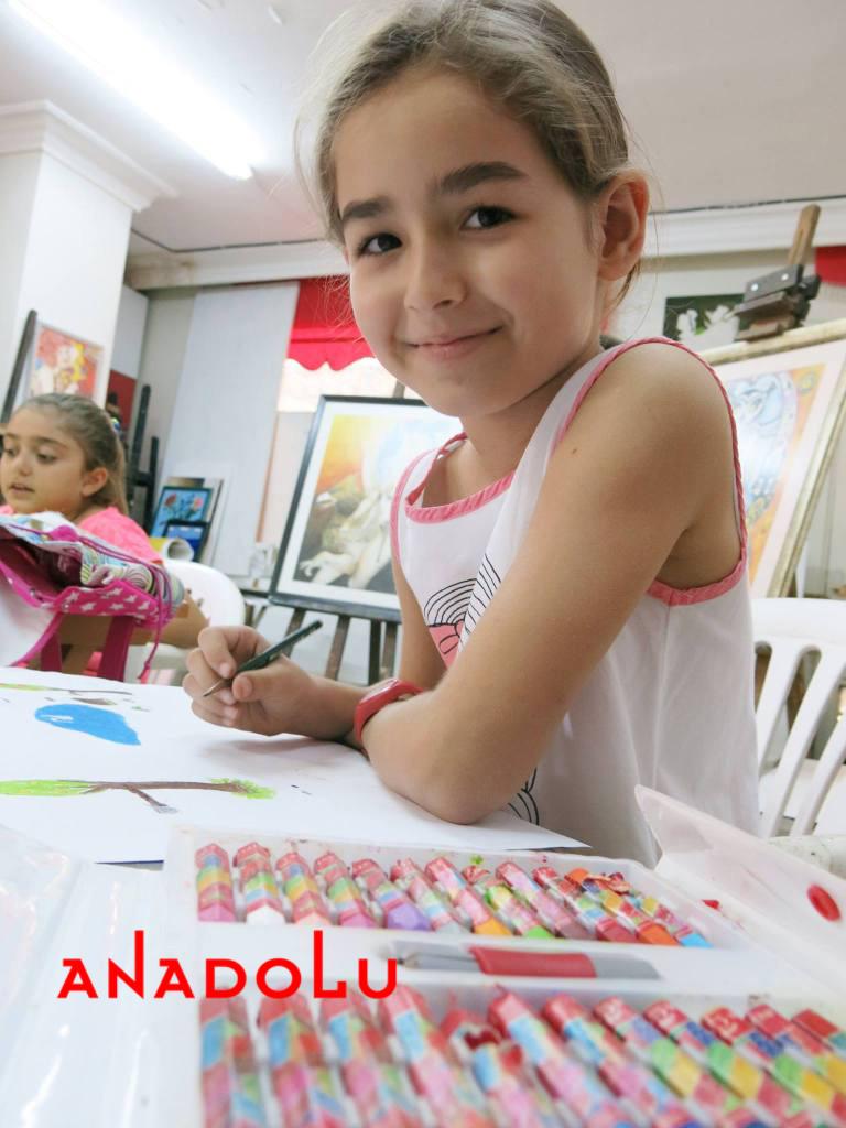 İzmir'de Çocuklara Yönelik Resim Atölyeleri