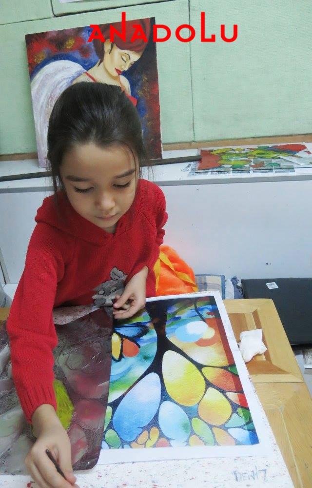 Ankarada Çocuklara Yönelik Resim Atölyeleri