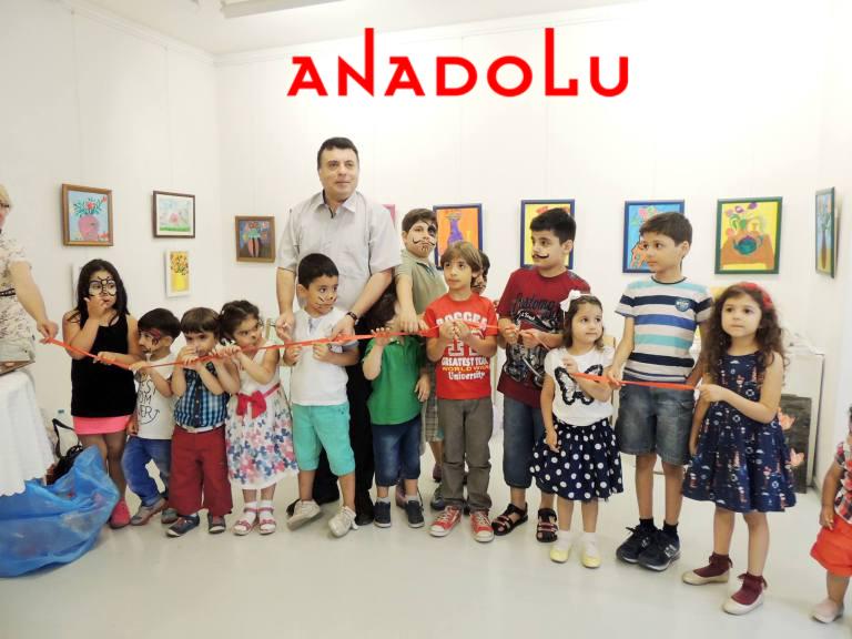 Ankarada Çocuklara Yönelik Resim Sergileri