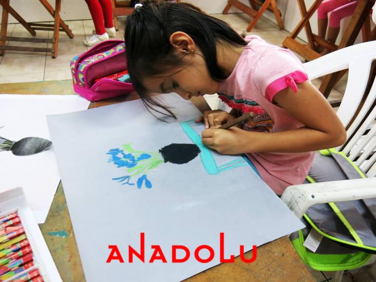 Çocuklar İçin Güzel Sanatlar Kursu Ankara