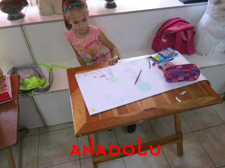 Çocuklar Yönelikler Güzel Sanatlar Kursu İzmir