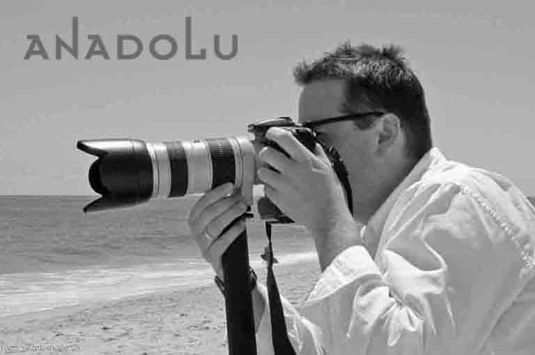 Fotografçı İş Başında Ankara