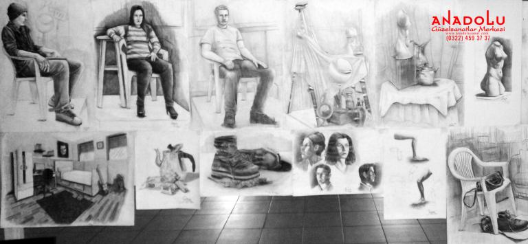 Güzel Sanatlara Hazırlık Kursları Ankara