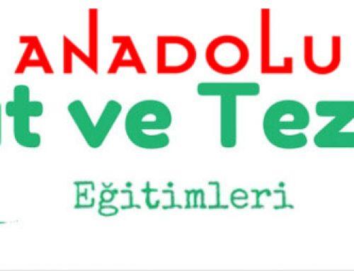 Ankaradaki Çok Güzel Hat ve Tezhip Günleri tarihi
