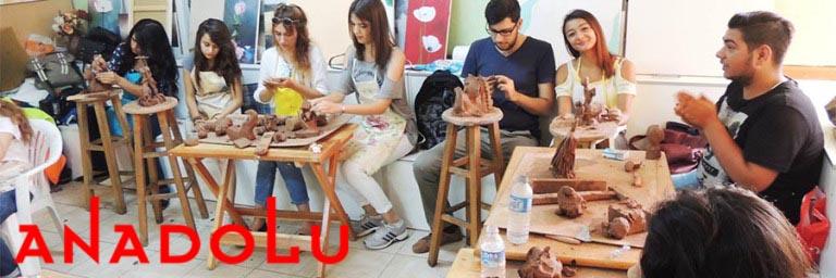 Heykel Hobi Grup Dersleri Ankara