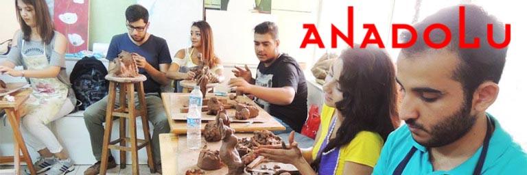 Hobi Grubu Heykel Desleri Ankara