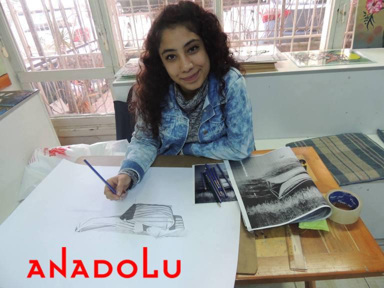 Karakalem Çizim Dersleri Ankara