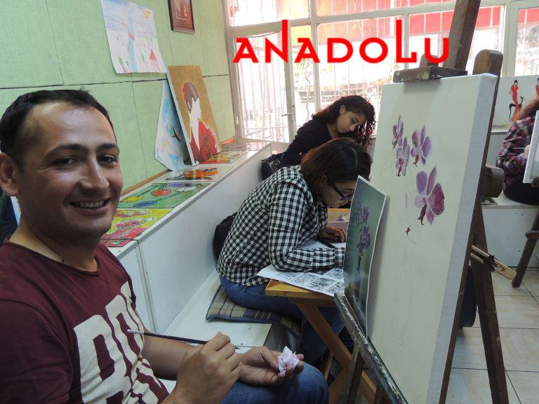 Hobi Yağlıboya Dersleri Ankara