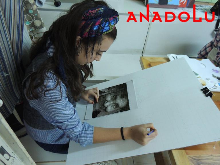 Teknik Çizim Dersleri Üniversite Hazırlık Grubu Ankara