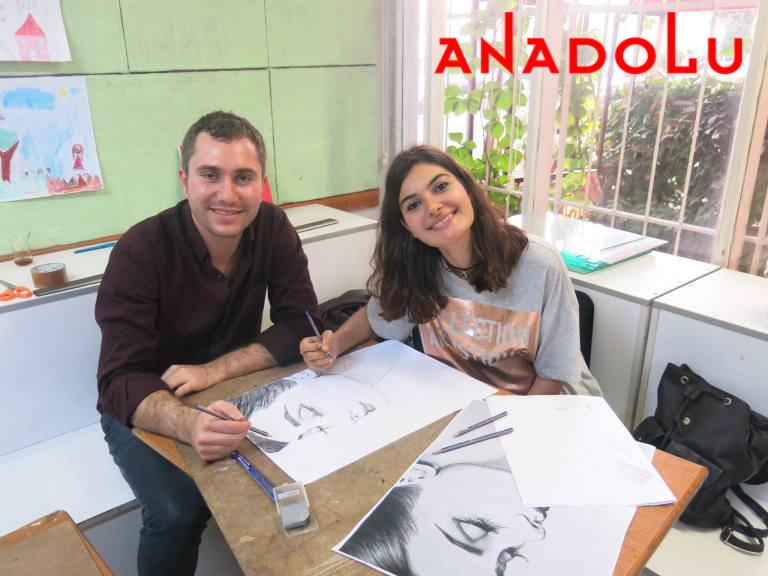 Hobi Grupları Potre Dersi Ankara