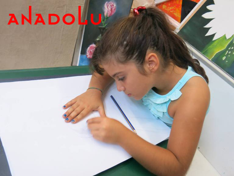 Çocuk Grupları Resim Dersleri Ankara
