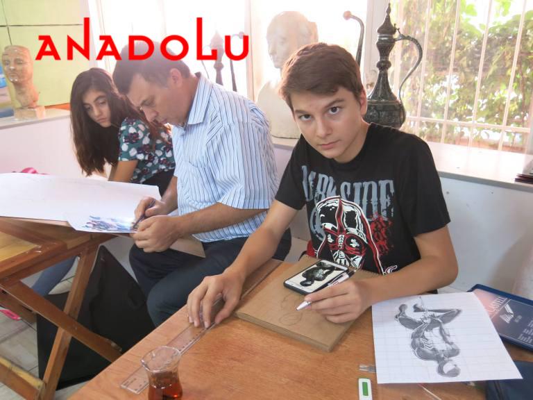 Karakalem Çizim Kursları Ankara