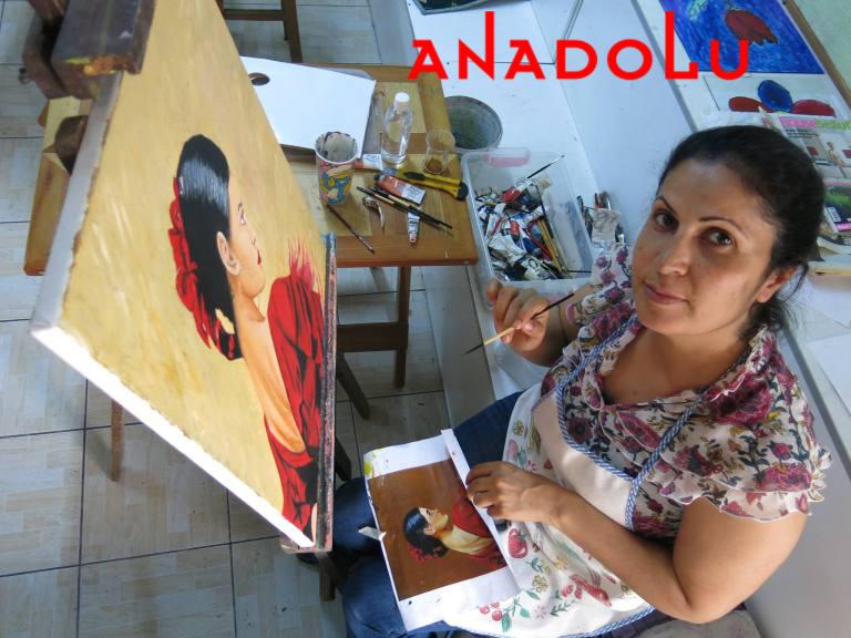 Yağlı boya Dersleri Hobi Grupları Ankara