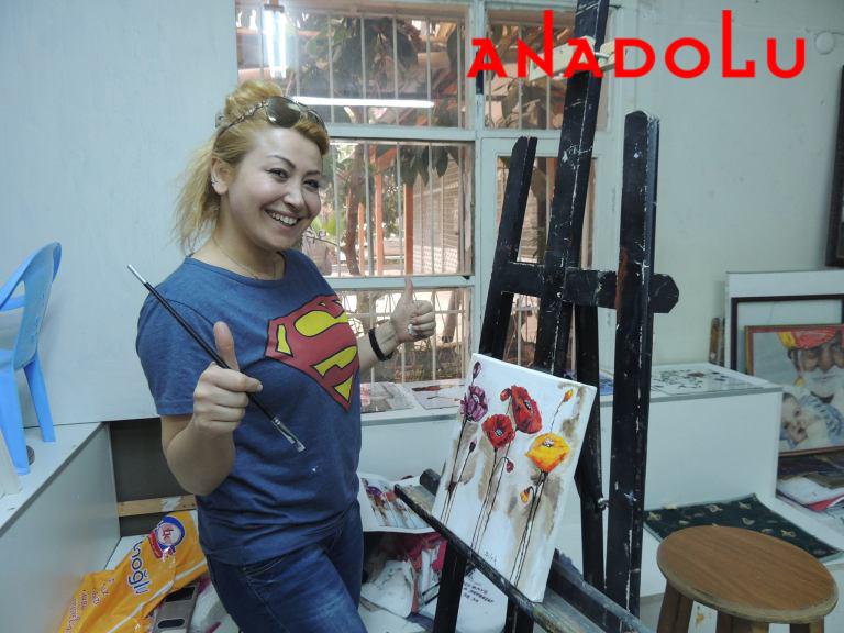Yağlı Boya Hobi Grubu Dersleri Ankara